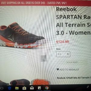 finest selection d95f4 931ab Reebok Shoes - Reebok SPARTAN Race All Terrain Super